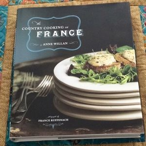 Cookbook Country Cooking of France